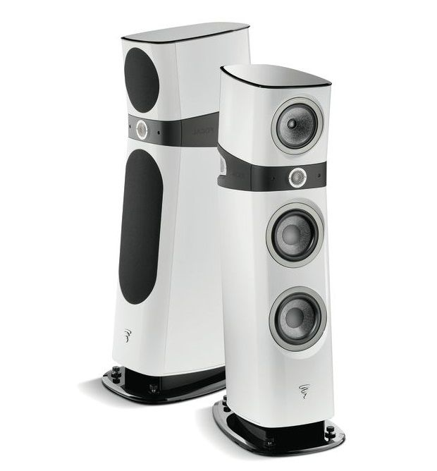 Focal Sopra no 2's available at Audio Visual Solutions Group's showroom @ 9340 W. Sahara Avenue, Suite 100, Las Vegas, NV 89117