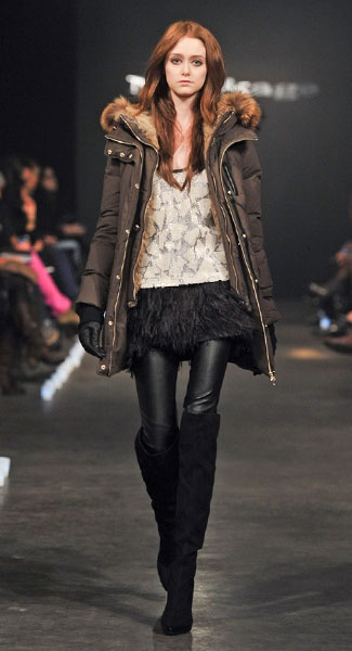 Mackage - Women's Collection - Fall Winter 2012 | Shop Mackage Canada Online