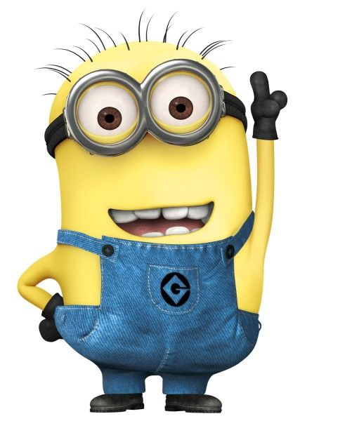 Despicable Me 2 Minion names and picture - Tom