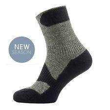 Sealskinz Socks Thin Ankle Cycle Socks Merino Wool Waterproof Breathable