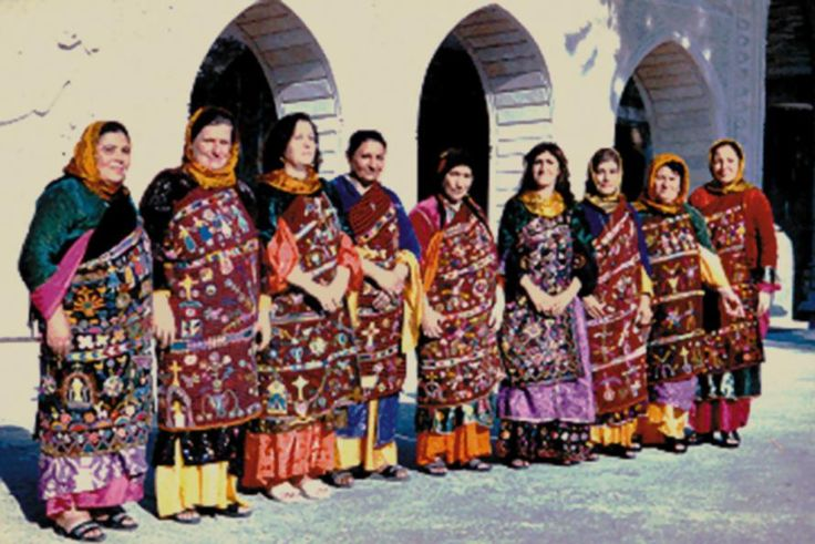 Assyrian Traditional Clothing Iraq Pinterest
