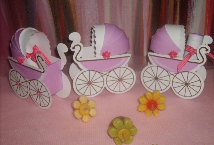 INVITACIÓN Y RECORDATORIO BABY SHOWER