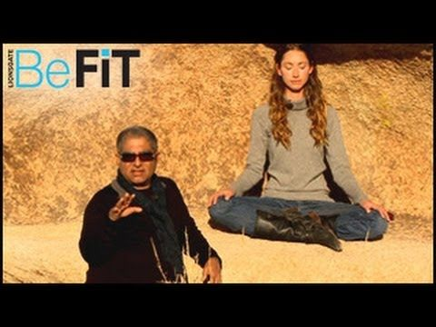 Deepak Chopra: Meditation & Stress Reduction! 15 minutes can bring peace to your day!