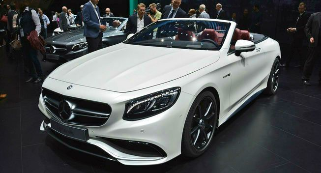 Awesome Mercedes 2017 2017 MercedesBenz SClass