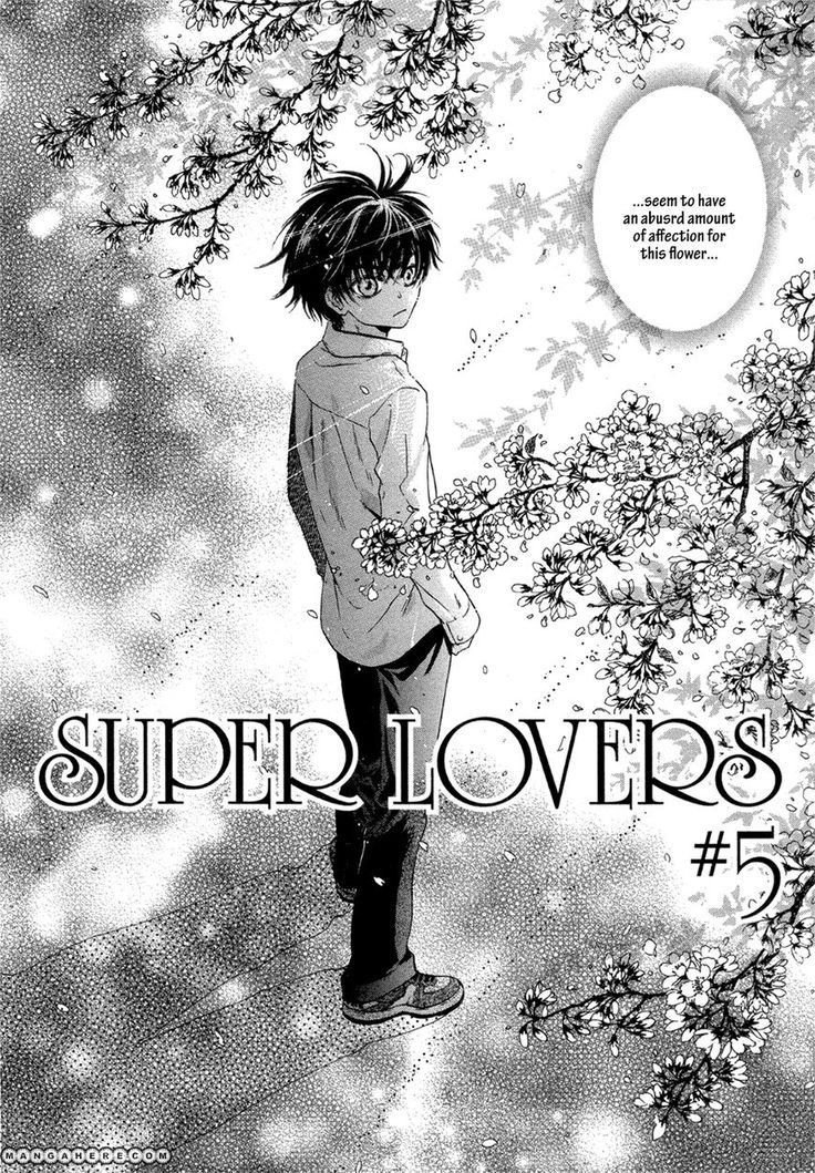 Super Lovers 5, SUPER LOVERS manga, Read Super Lovers 5 chapter, Super Lovers 5 Page 3