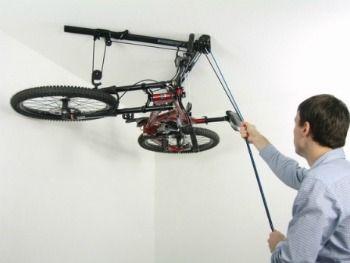 Suporte para bicicleta estilo elevador