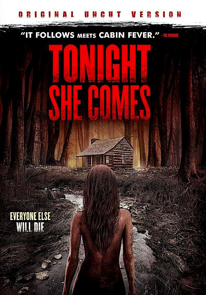Tonight She Comes Uncut Version Dvd The Asylum Thriller Movie Sci Fi Horror Movies Latest Horror Movies