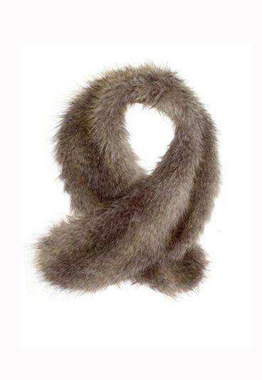 Falscher Pelz - C&A - Retro Mode - die wilden 20er-Jahre - Kuschelig warm und chic wie es sich für die 20er Jahre Mode gehört: Dieser falsche Pelz ist einfach ein Must Have. Und preiswert dazu! Wie trägt man ihn? Wie einen Schal über dem Mantel...
