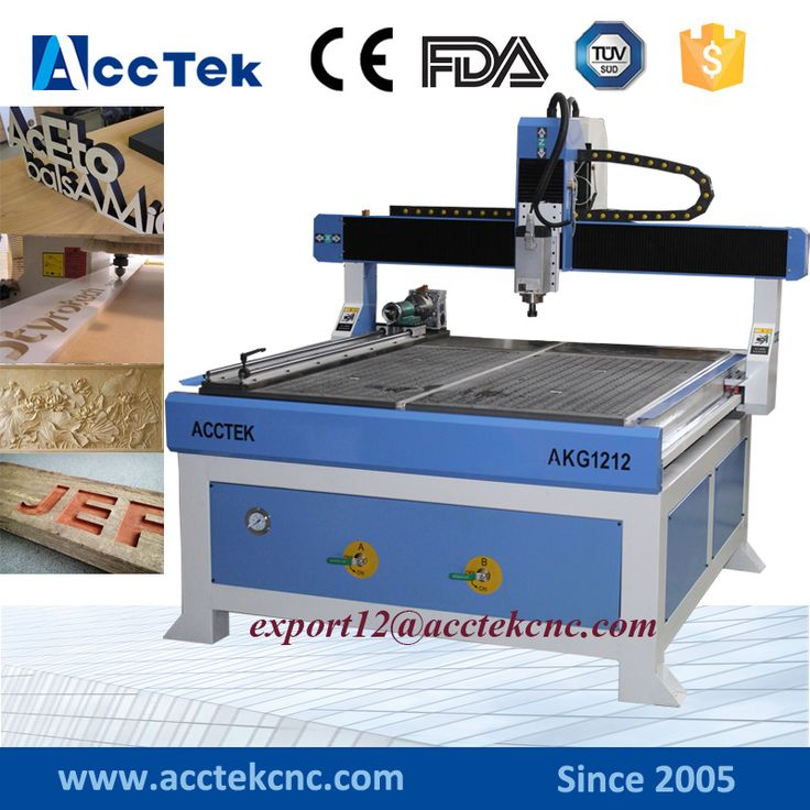 cnc mach3 1212 cnc wood router for sale 4 axis cnc router machine rotary table air cooling spindle motor  #Affiliate
