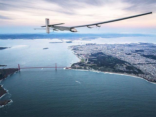 Slideshow : Solar Impulse 2 takes flight for second round - Solar Impulse 2 takes flight for second round - The Economic Times