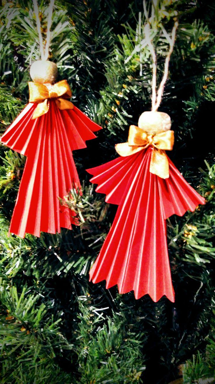 #anioły #angels #christmas #święta #ideas #decorations #ideas