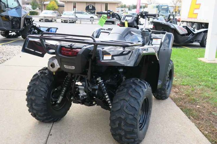 New 2017 Honda FourTrax Rancher 4x4 Automatic DCT IRS E ATVs For Sale in Wisconsin. 2017 Honda FourTrax Rancher 4x4 Automatic DCT IRS EPS, 2017 Honda® FourTrax® Rancher® 4x4 Automatic DCT IRS EPS Something For Just About Everyone. Any mechanic, woodworker, tradesman or craftsman knows that the right tool makes the job a whole lot easier. And having the right tool means having a choice. We ve all seen someone try to drive a screw with a butter knife, or pound a nail with a shoe heel. The…