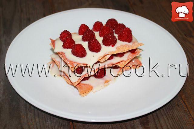 HowICook: Мильфёй (французская кухня)