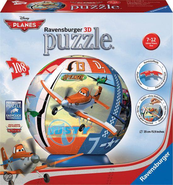 Ideal bol Ravensburger Disney Planes D puzzel Speelgoed