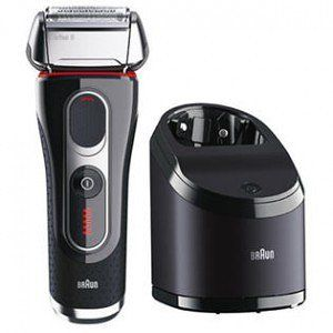 Features Found on the Different Braun Electric Shavers -