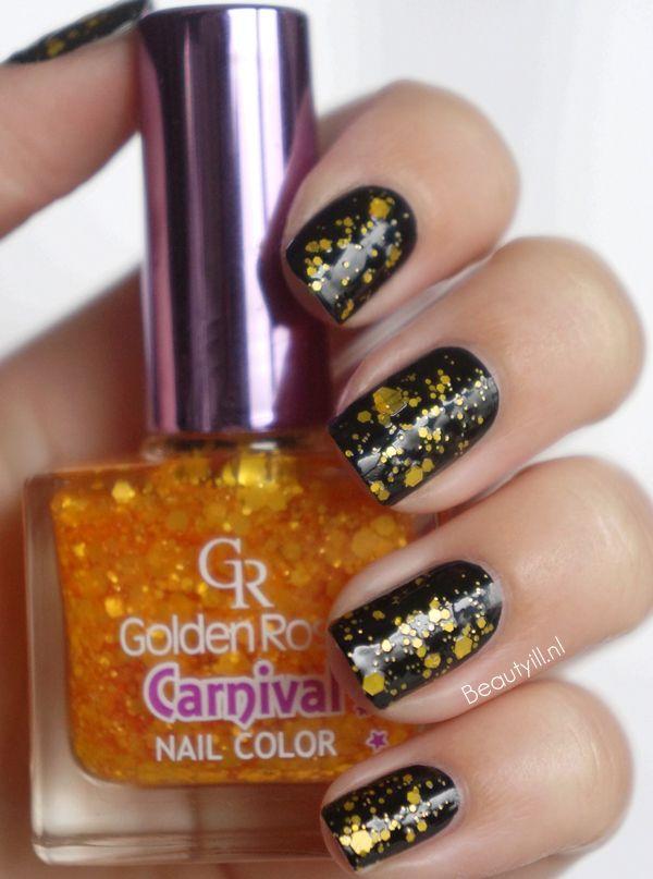 Golden Rose Carnival Nail Color Mega Review ~ 06
