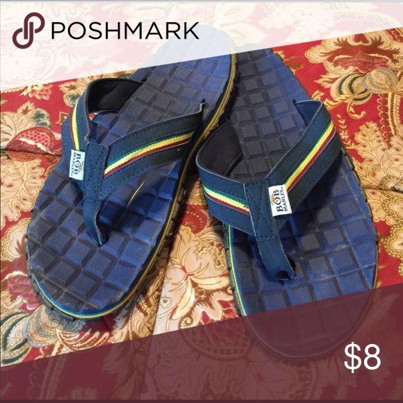 Bob Marley Flip Flops Gotta love these comfy flops! 😎 Bob Marley Shoes Sandals