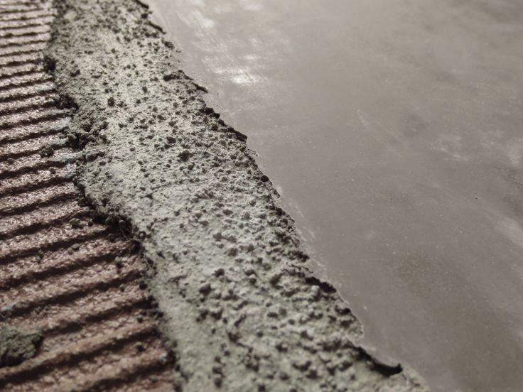 Aufbau Kalkboden