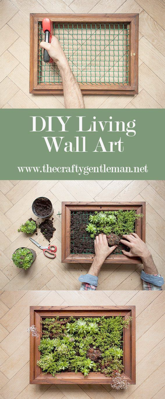 30 Diy Vertical Garden Design Ideas For Your Home Amenagement