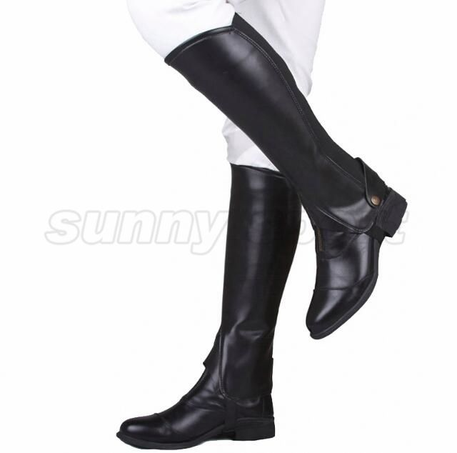 riding equipment/Equestrian supplies/Equipment For Horse Rider/Body Protectors/Riding Leggings protection gear/Genuine leather