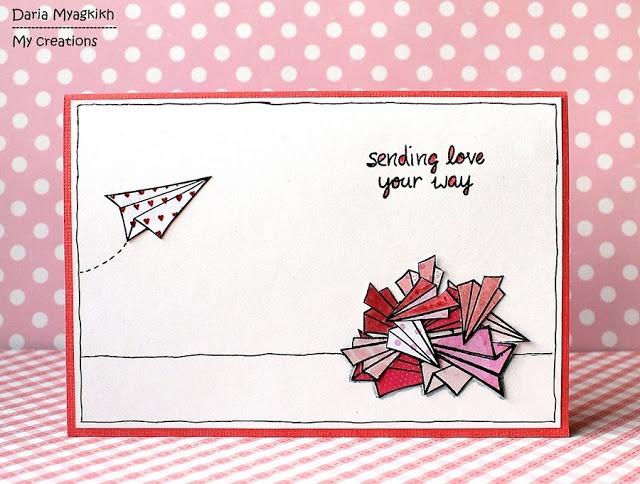 открытки задание создание эскиза открытки арки портал