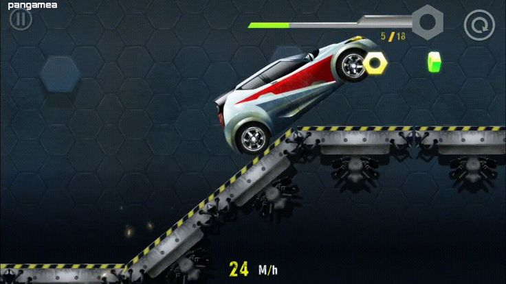 Car Breakers - Car crashing physics puzzles with a test dummy (Android and iOS)
