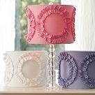 Ruffle lamp shades