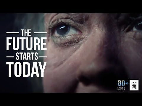 The Future Starts Today: Earth Hour 2016 - YouTube