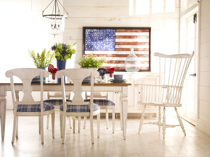 Ethan Allen Vintage Country Dining Rooms ETHAN ALLEN