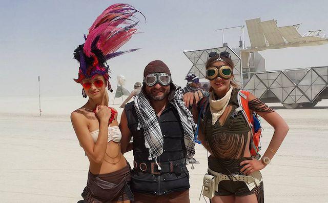 Burning Man Style Rules