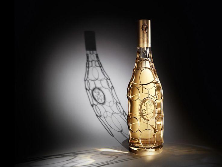Louis Roederer Limited Edition Cristal Gold Jeroboam #louisroederer #champagne #florasupermarkets #mykonos