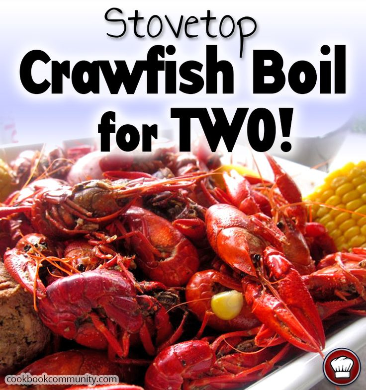 Love that Cajun flavor! This CRAWFISH BOIL RECIPE will turn up the heat on your flavorbuds! Go ahead and give it a shot why don't you?