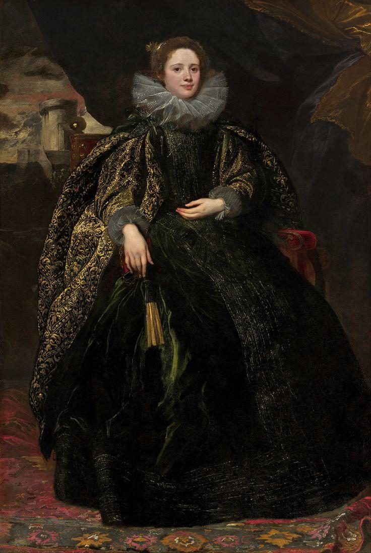 Marchesa Balbi, 1623, by Sir Anthony Van Dyck (1599-1641)