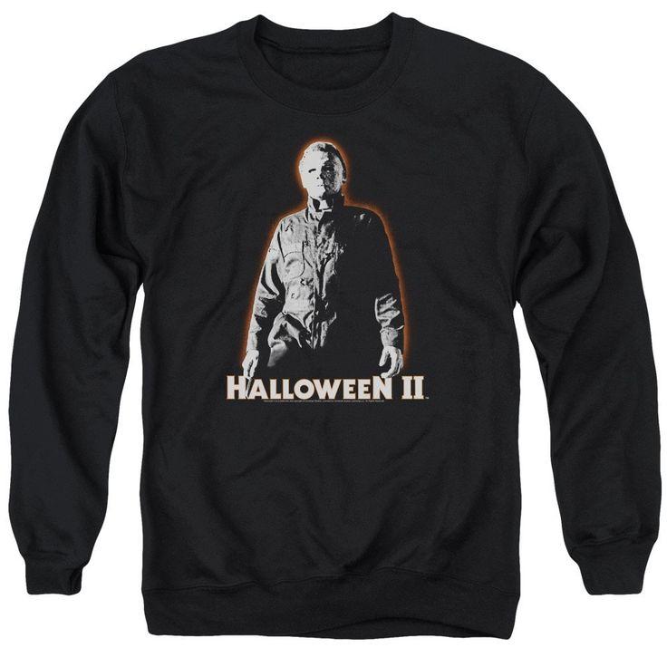 Halloween Ii - Michael Myers Adult Crewneck Sweatshirt