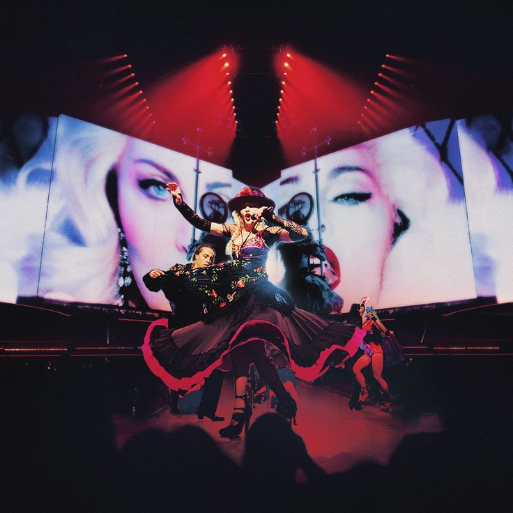 Madonna's record-breaking Rebel Heart Tour comes to Blu-ray on September 15, featuring 24 tracks performed around the world on her 10th global trek. Co-directed by Danny B. Tull and Nathan Rissman, this two hour spectacular is everything (and more) you'd expect from The Queen Of Pop. Also included is a 14-track CD with selections from the show.