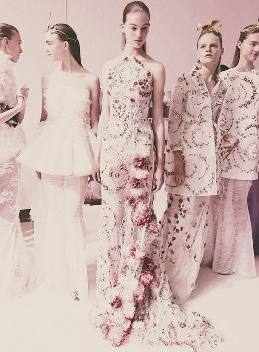 giambattista valli, couture fall 2013