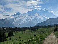 10 Ways To Experience Mt. Rainier This Summer: Estes Belle, Northwest Roads, Rainier Tops, American Adventure, Happy Places, 2012 Vacations, Roads Trips, Pacific Northwest, Seattle Trips