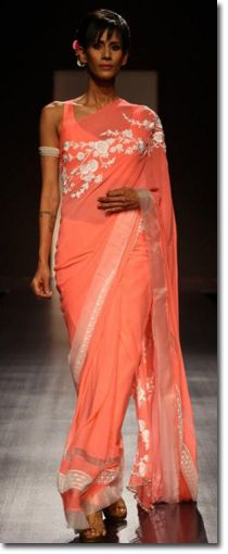 Manish Malhotra Sarees - Fashion Week4