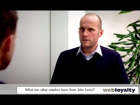 Webloyalty Research: The Future Of Retail - The Success of John Lewis http://www.youtube.com/watch?v=7oMNIozirDU&feature=youtu.be