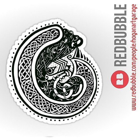 Sold!! 😁 ..thanks to the person in Ireland who bought this 'Celtic Twist' sticker design from my Redbubble webstore! (follow link in my Insta bio.)  .  .  #celticdesigns #celtic #folklore #irish #ireland #legend #oldstyle #art #instalike #instaart #stickers #redbubble #redbubblestickers #sticker #stickersofinstagram #artoninstagram #artist #celticknot #irishart #instadraw #inkdrawing #irishtwist #gaelic #irishsymbol #celtictwist #redbubblecreate #redbubbleartist