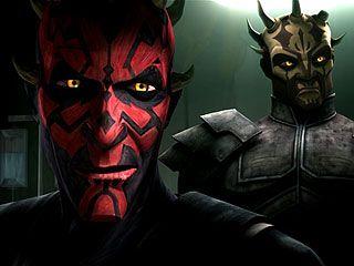 'Star Wars: The Clone Wars' Season 5 trailer: Darth Maul, Death Watch battle over the galaxy -- EXCLUSIVE