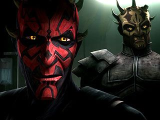 'Star Wars: The Clone Wars' Season 5 trailer: Darth Maul, Death Watch battle over the galaxy -- EXCLUSIVE