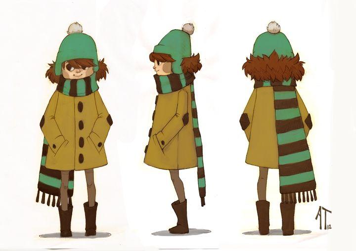 Character Turnaround
