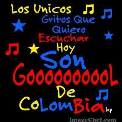 vamos seleccion colombia | ClubLeoCerrito : Vamos Selección Colombia, #FuerzaTricolor, Con La ...