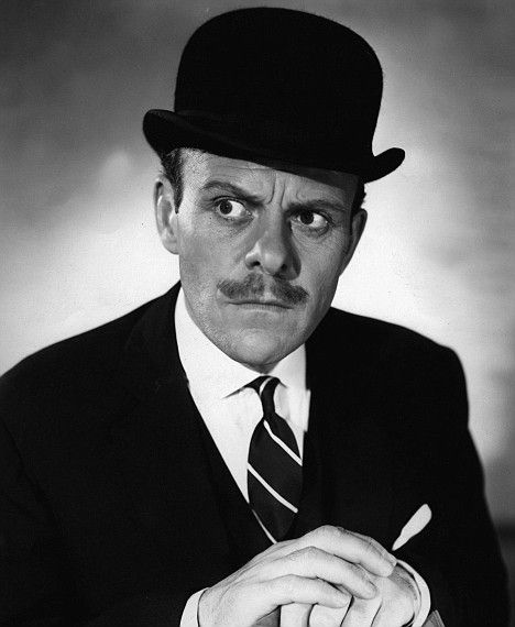 Enduring rogue: Terry-Thomas was a favorite with British audiences for more than 30 years