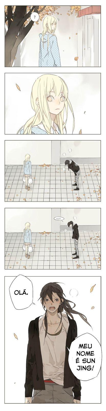 Armazém Yuri - Galeria de mangás: Tamen de Gushi - Capítulo 02