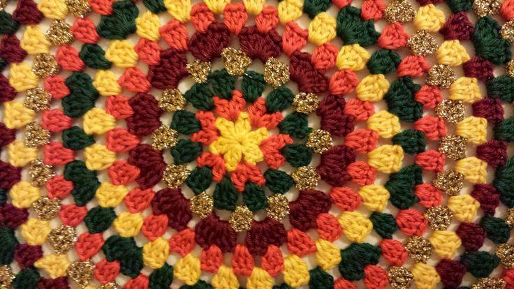 deborah haakt granny kleedje doily crochet
