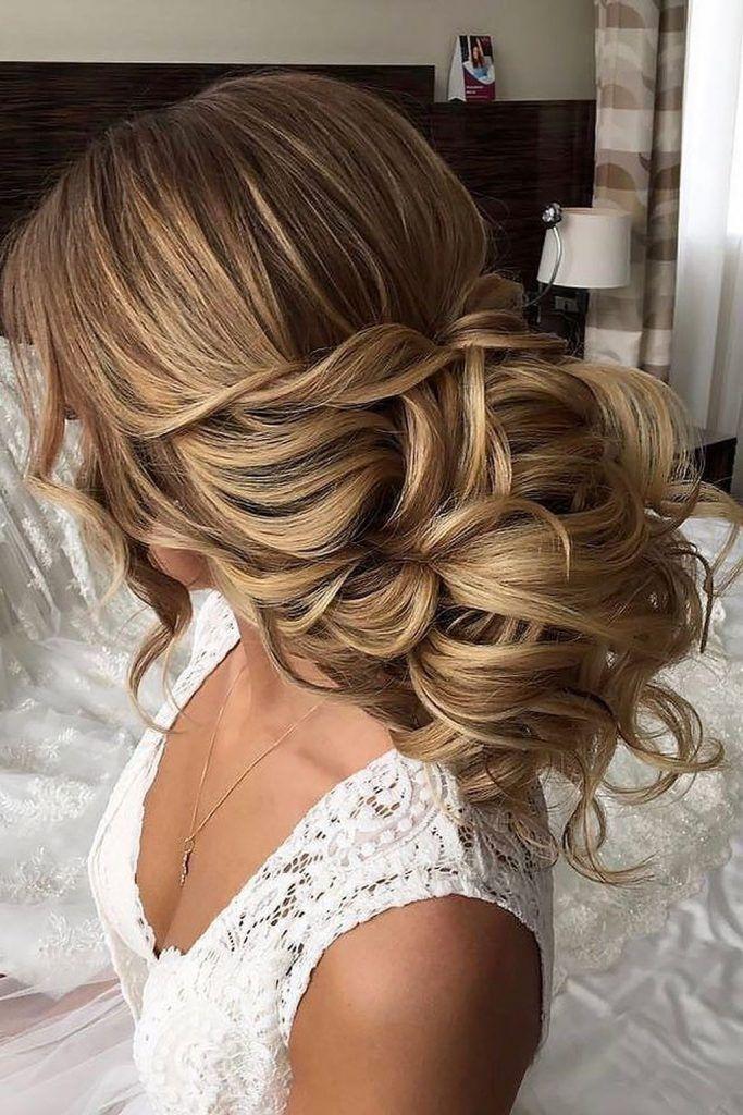 Wunderschone Brautfrisuren Ideen Fur Langes Haar Wunderschone
