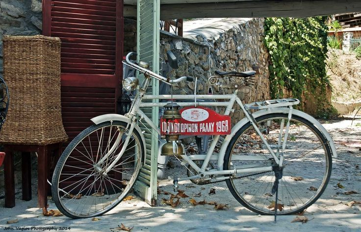 Bicycle by John Vagios on 500px