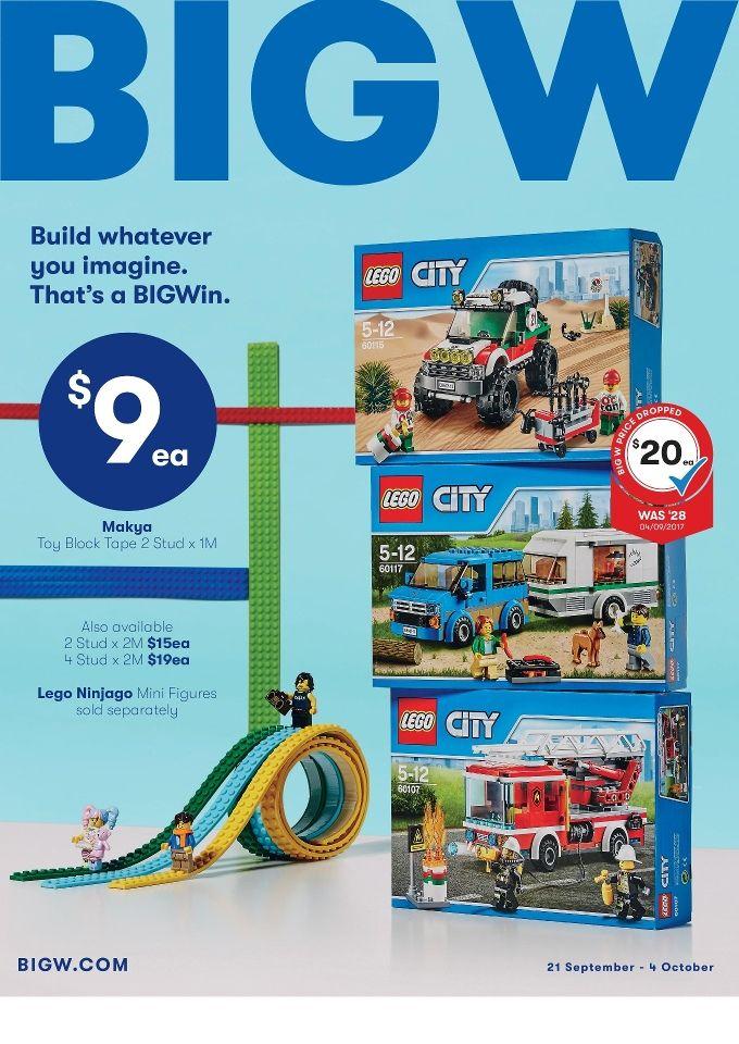 Big W Australia Catalogue 21 September - 4 October 2017 - http://olcatalogue.com/big-w/big-w-australia-catalogue.html